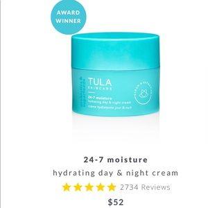 Tula 24-7 moisture